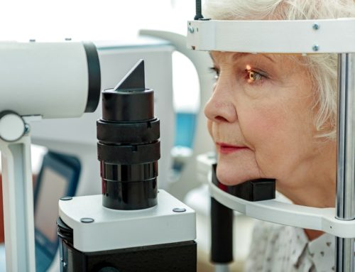 If you're over 60 you can't afford to wait another year for your next eye exam